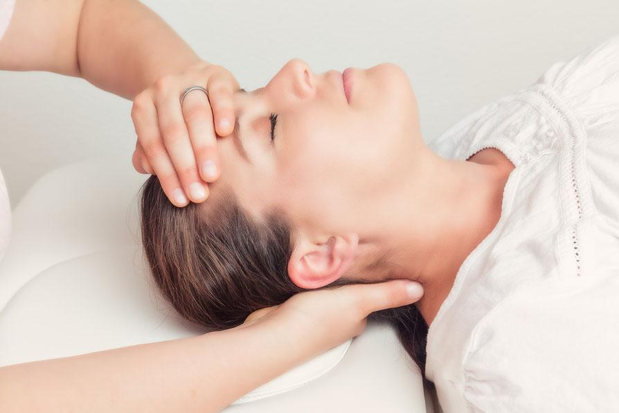 Thérapie crânio-sacrale à Sion (Valais)